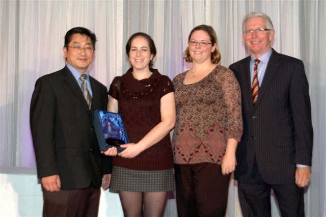 Business Leadership Award