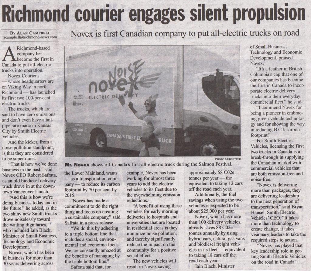 Richmond News July 23