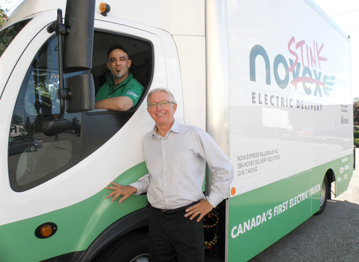 Novex Electric Trucks - Richmond Review