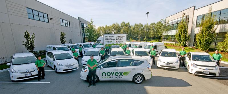 Novex Electric Trucks