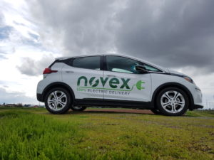 Novex Pickup and delivery car