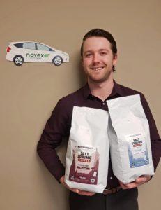 Brett Surgenor, Novex Brand Manager